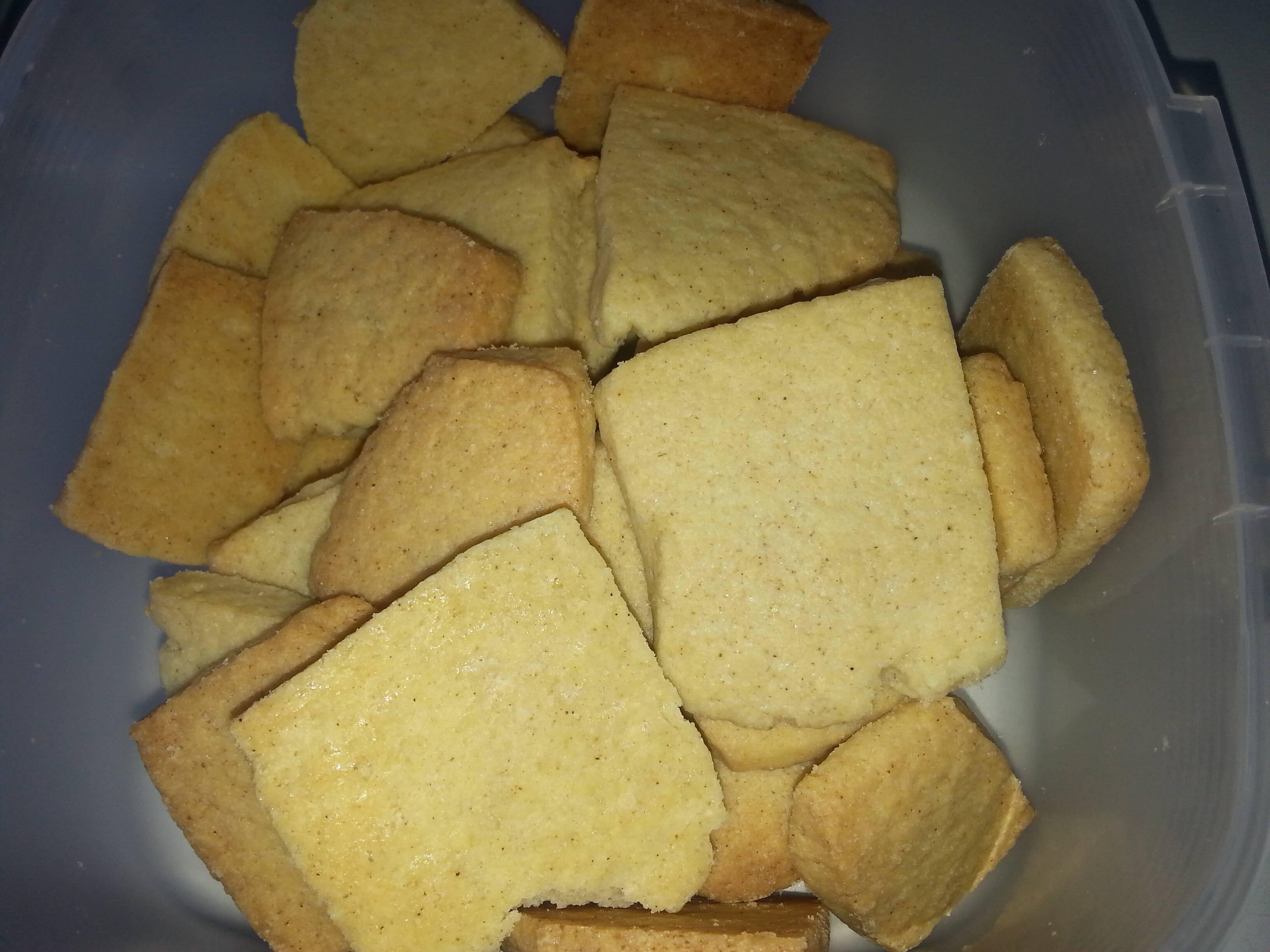 Scharfe Kekse